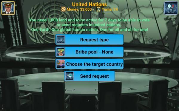 دانلود World Leaders 1.5.5 بازی استراتژیک و سرگرم کننده رهبران جهان اندروید + مود