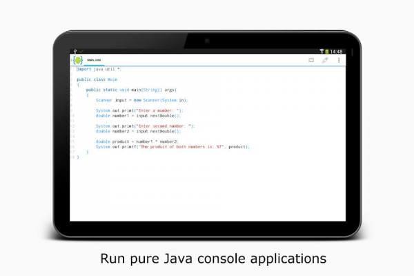 دانلود AIDE – Android IDE – Java, C++ Full 3.2.210316 اپلیکیشن برنامه نویسی اندروید