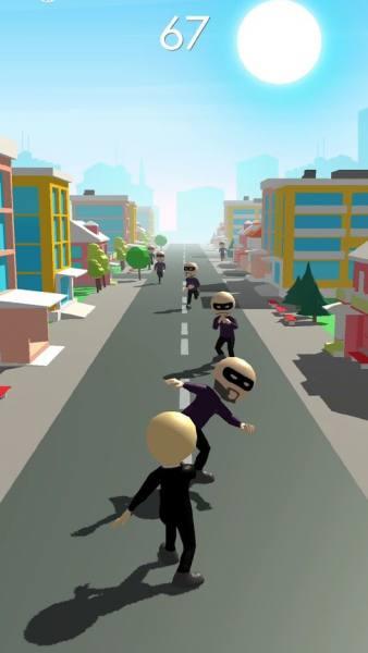 دانلود Clash Gang: Epic Beat Em 1.6.3 بازی موزیکال کاملا خاص نبرد دسته گانگسترها اندروید + مود