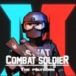 دانلود Combat Soldier – The Polygon 0.30 بازی اکشن سرباز مبارز در میدان اندروید + مود