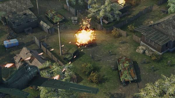 دانلود Ghosts of War: WW2 Shooting games 0.2.18 بازی اکشن ارواح جنگ اندروید + مود + دیتا