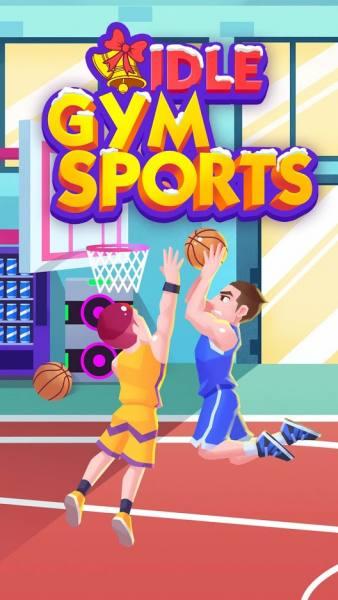 دانلود Idle GYM Sports 1.57 بازی شبیه ساز مدیریت باشگاه ورزشی اندروید + مود