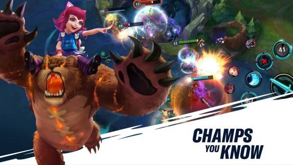 دانلود League of Legends: Wild Rift 2.4.0.4727 بازی استراتژیک لیگ قهرمانان و زخم وحشی اندروید + دیتا