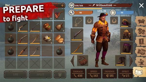 دانلود Mutiny: Pirate Survival RPG 0.15.4 بازی نقش آفرینی بقاء در دوران دزدان دریایی اندروید + مود + دیتا