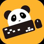 دانلود Panda Mouse Pro 1.5.0 موس و کیبورد مخصوص اندروید