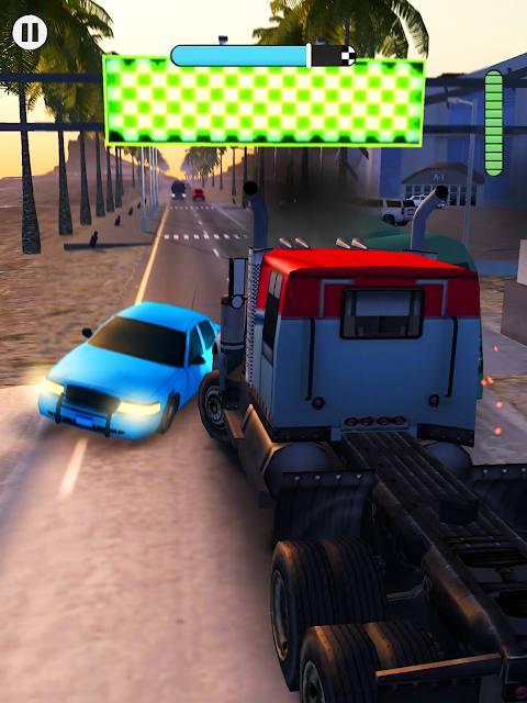 دانلود Rush Hour 3D 20210602 بازی مسابقه ای ساعت شلوغی اندروید