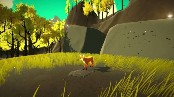 دانلود The First Tree 1.0 بازی ماجراجویی و آرام بخش اولین درخت اندروید + مود