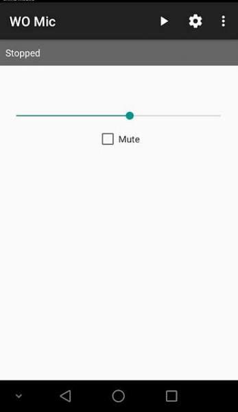 دانلود WO Mic Full 4.6.6 برنامه تبدیل گوشی به میکروفون اندروید