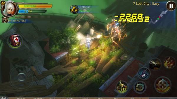 دانلود Broken Dawn II 1.6.1 بازی اکشن طلوع در هم شکسته اندروید + مود + مگامود