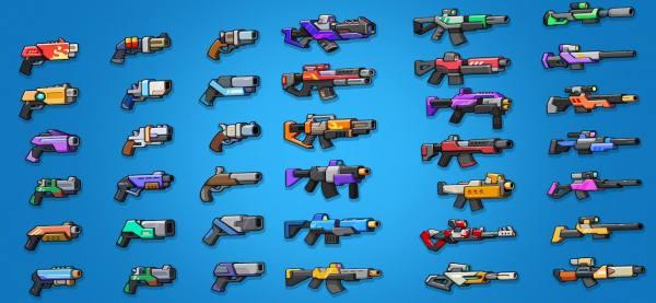 دانلود Cyber Dead: Metal Zombie Shooting Super Squad 1.0.46.165 بازی آرکید سایبر مرده : جوخه زامبیهای آهنین اندروید + مود
