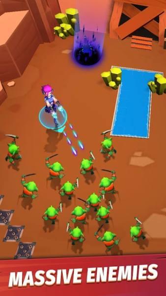 دانلود Guardians: Alien Hunter 1.0.18 بازی اکشن نگهبانان: شکارچی بیگانه ها اندروید + مود