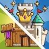 دانلود Kingdomtopia: The Idle King 1.1.0 بازی شبیه سازی پادشاهی توپیا اندروید + مود