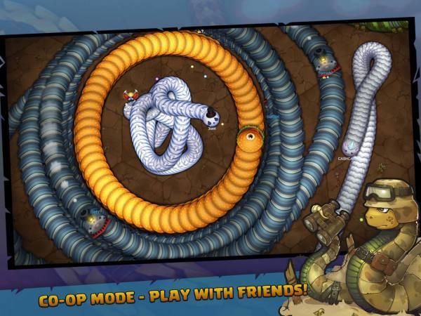 دانلود Little Big Snake 2.6.43 بازی تفننی دوست داشتنی مار بزرگ و کوچک اندروید + مود