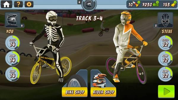 دانلود Mad Skills BMX 2 2.4.0 بازی دوچرخه سوار دیوانه اندروید + مود