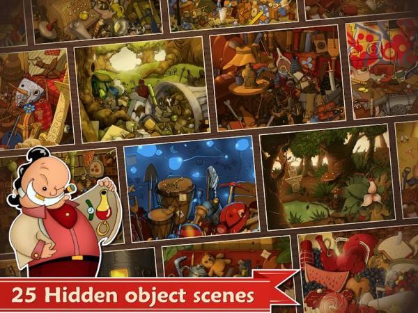 دانلود May's Mysteries: A Puzzle Adventure Journey 1 بازی ماجراجویی اسرار مِی اندروید + دیتا