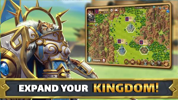 دانلود Million Lords: Kingdom Conquest 3.4.1 بازی استراتژیک لردهای میلیونی و فتح پادشاهی اندروید