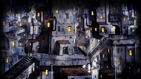 دانلود RainCity 1.0.17 بازی پازلی و ماجرایی بسیار جالب شهر بارانی اندروید + دیتا