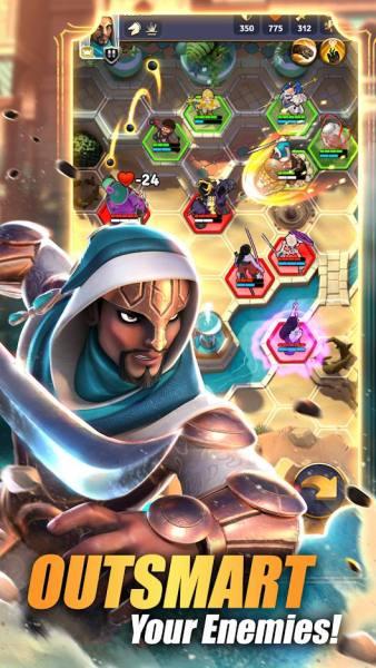 دانلود Rivengard 1.2.21 بازی استراتژیک و جذاب ریونگارد اندروید + مود