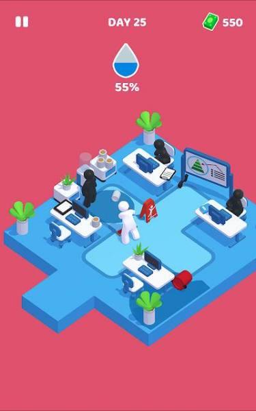 دانلود Staff! – Job Game   Real Life Simulator 1.2.2 بازی شبیه ساز کار در دنیای واقعی اندروید + مود
