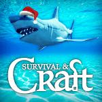 دانلود Survival and Craft: Crafting In The Ocean 224 بازی بقاء در اقیانوس پهناور ساخت ساز کن اندروید + مود