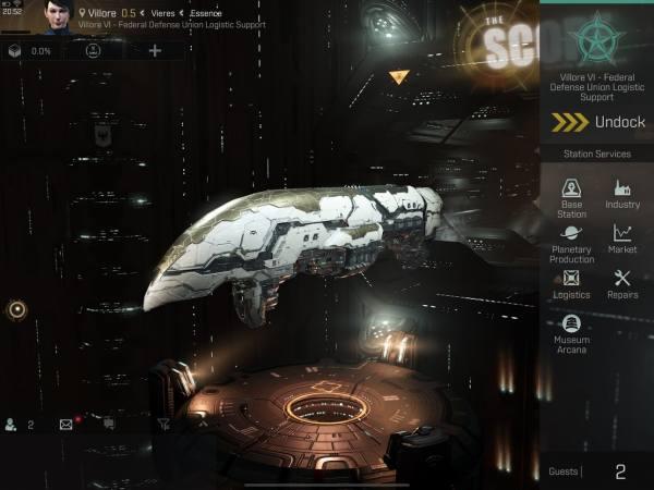 دانلود EVE Echoes 1.9.14 بازی نقش آفرینی پژواک های همیشگی اندروید + دیتا