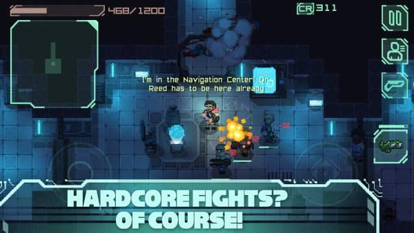 دانلود Endurance: infection in space 2.0.6 بازی ماجراجویی مقاوت در فضا اندروید + مود