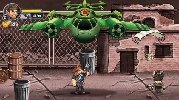 دانلود Major Militia – War Mayhem 22.25 بازی اکشن نیروی حرفه ای جنگی اندروید + مود
