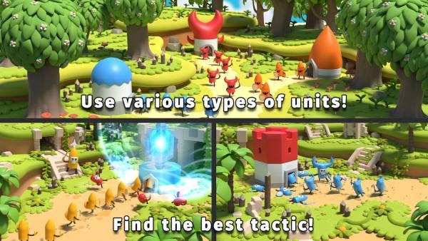 دانلود BattleTime 2: Original 1.0.1 بازی استراتژیک و خوش ساخت به وقت نبرد 2 اندروید + مود