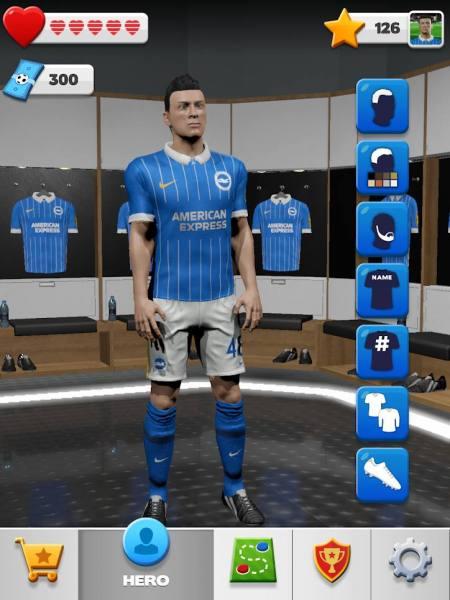 دانلود Score Hero 2 1.06 بازی جذاب فوتبال مخصوص قهرمان گل بزن 2 اندروید + مود