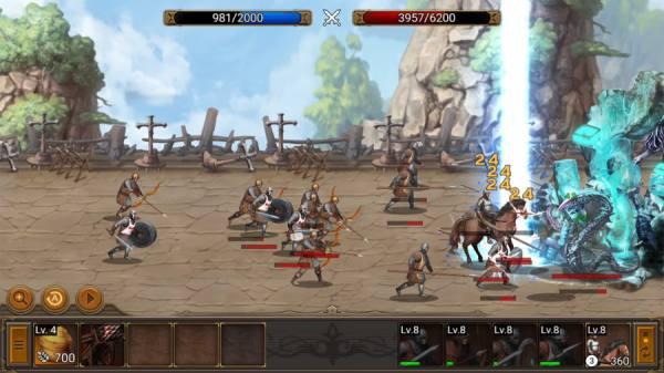 دانلود Battle Seven Kingdoms : Kingdom Wars 2 4.0.6 بازی استراتژیک جنگ هفت پادشاهی انردوید + مود