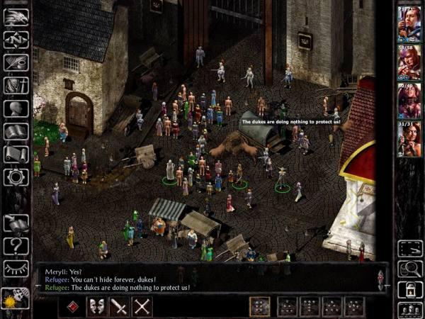 دانلود Siege of Dragonspear 2.5.16.4 بازی نقش آفرینی محاصره نیزه اژدها اندروید + دیتا