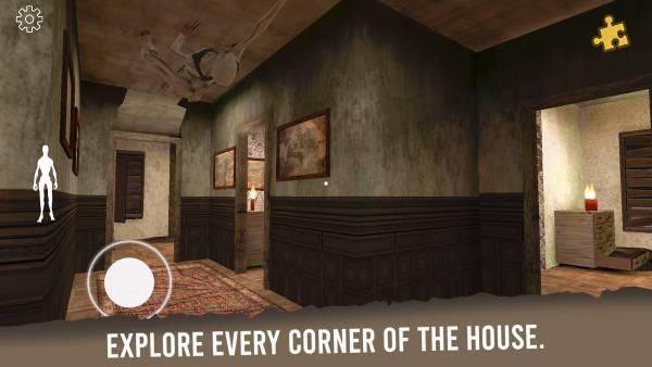 دانلود The curse of evil Emily 1.4.1 بازی ترسناک نفرین شیطانی امیلی اندروید + مود