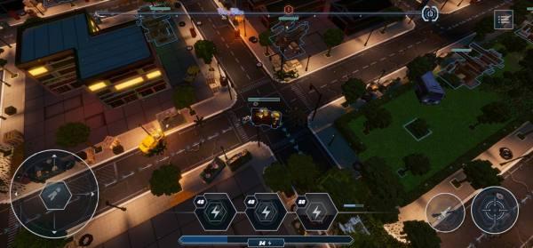 دانلود Havoc Drive 1.4.0 بازی اکشن و سرگرم کننده ماشین تخریب گر اندورید