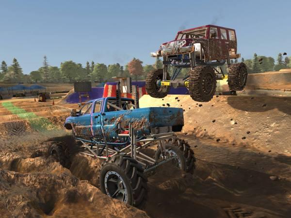 دانلود Trucks Off Road 1.5.24364 بازی مسابقه ای ماشین های مسیر سخت اندروید + مود + دیتا