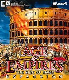 بازی کامپیوتر ۱ Age of Empires ~ دوران امپراتورها