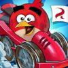 Angry Birds Go 2.9.1 دانلود بازی بزن بریم انگری برد اندروید + مود + مگامود + دیتا