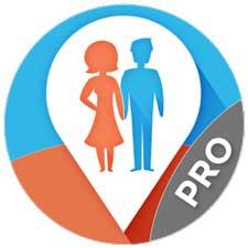 دانلود Couple Tracker Pro 1.66 برنامه کنترل موبایل همسر فرزند برای اندروید