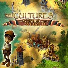 دانلود Cultures: 8th Wonder of the World 1.0 بازی تمدن ها: عجایب ۸ گانه اندروید + دیتا