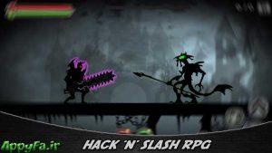 Dr. Darkness – ۲D RPG Hack & Slash Sidescroller
