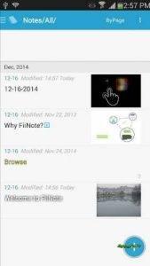 دانلود FiiNote, note everything 12.0.1 برنامه یادداشت برداری قدرتمند اندروید