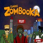 بازی زامبی کشی Flaming Zombooka 2