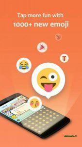 """دانلود GO Keyboard PRIME – Emoji, Emoticons 3.62 کیبورد عالی و استثنایی """"گو کیبورد"""""""