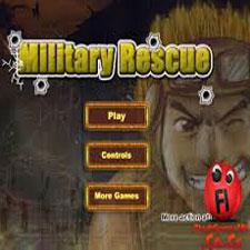 بازی سرباز کوچک Military Rescue