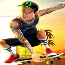 Nyjah Huston Skatelife 0.4.0 دانلود بازی اسکیت سواری اندروید + مود