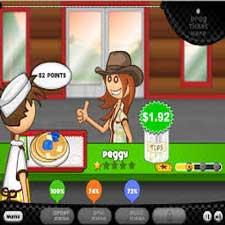 دانلود بازی آنلاین رستوران داری Papas Pancakeria