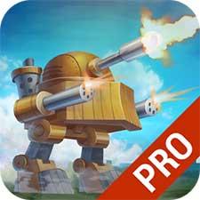 دانلود Steampunk Syndicate 2 Pro Version 1.2.52 بازی اندروید برج دفاعی + مود