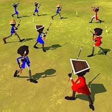 دانلود Warrior Tycoon : Stranger's Battle 3D 1.3 بازی اکشن قهرمان جنگجو اندروید + مود