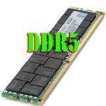 رم های DDR5 در راهند