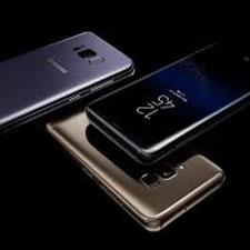 مقایسه Galaxy S8 با Galaxy S8 plus